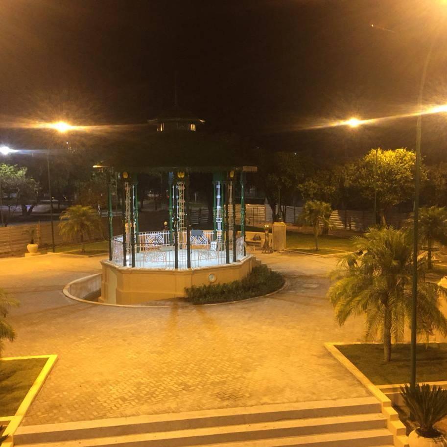 Instalações Belém/PA - Obra Porto Futuro